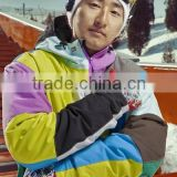 From china manufacturers skiing jacket , ski jacket/snowboard jacket