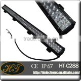 We accept OEM 288w led light bar 50'' for trucks led light bar halos