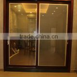 Big glass aluminum sliding door price,double glazed sliding door                                                                                                         Supplier's Choice
