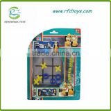Hot sale plastic tic tac toe chess game educational ox chess
