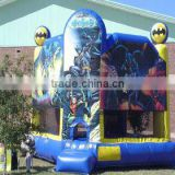 mini inflatable bouncy castle inflatable batman castle