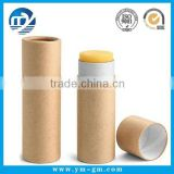 Eco-friendly handmade kraft paper tube for lip balm packaging                                                                         Quality Choice