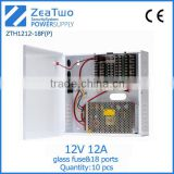 12v battery monitoring system 12v 12a power supply 12v power supply box