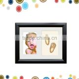 Baby sex photo picture frame with footprint kit                                                                         Quality Choice