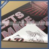 Hot sales pvc blockout banner/Double sided blockout vinyl banner