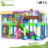 Candy soft small baby indoor playground