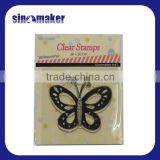mini custom make silicone acrylic scrapbooking clear stamps                                                                         Quality Choice