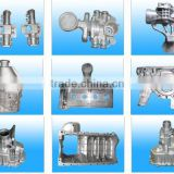 Custom Precision Casting Steel Hot Chamber Process Die Casting Engineer Mould Components