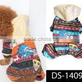 Sweet Factory Cool Dog Hoodie Coat Pet Clothes Jumpsuit