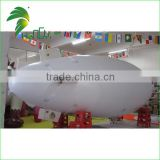 8m Customized RC PVC Inflatable Airship / RC PVC Blimp Outdoor / Zeppelin                                                                         Quality Choice