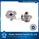 2015 HOT/Good quality nut manufacturing stainless steel barrel nut manufacturer made in china