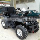Inquiry about EEC approval double seat water cooling automatic atv 500cc 4x4                        