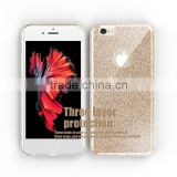 Custom clear printed plastic cover for Apple phone 5 5s 6 6s plus for Samsung Galaxy Note 4 Case