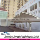 Top grade top sell car parking ga sheds