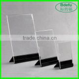 Paper Display Stand Acrylic Display Rack for Countertop                                                                         Quality Choice