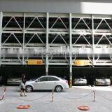 PSH lifting and sliding automated vehicle parking system/parking equipment/parking solution