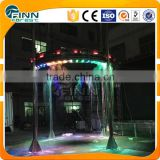 Digital Water Curtain Fountain for Shopping Center Stage and Hotel Decoration                                                                         Quality Choice