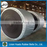 3ply EP125 rubber belt for conveyor system handling bulk materials