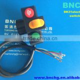 hot sales DK31 electrombile switch with rocker button