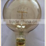 G95 vintage global Edison bulb antique Edison light bulb carbon filament Edison bulb