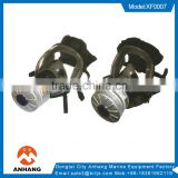 manufacture military full face gas mask /magnetic face mask