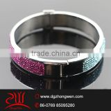 latest design vogue jewellery bangle kada bangle 316l stainless steel bracelet