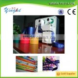 China digital satin silk fabric lanyard ribbon printer/printing machine                                                                         Quality Choice