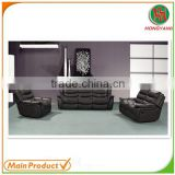 New Style air leather recliner sofa furniture living room sofa set HY-S8097A                                                                                                         Supplier's Choice