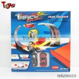 speed railway electric slot car racing track set