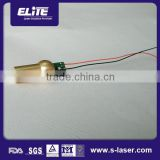 Static/surge/srverse polarity protected direct green laser diode modules,200mw green laser module