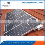 China supplier easy installation alibaba aluminium pv roof solar panel mounting structure