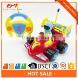 Mini radio control toy rc cartoon f1 racing car