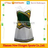 2015 hottest custom cheerleading uniforms ,sublimation cheer dance costumes