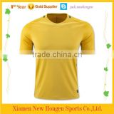 Wholesale blank soccer jersey/soccer referee jersey