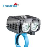 TrustFire factory original D016 bicycle led light bicycle led light with 18650 battery pack
