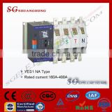 dual-power automatic transfer switch bakelite insulated ATS YES1-400NA