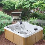 Hot sale japanese sexy indoor hot tub small spa pool