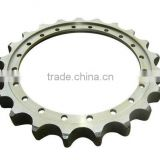 kubota excavator sprocket kh 31, kubota mini excavator sprocket, mini excavator sprocket