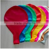 Hot selling giant balloon 36 inch /perfect round latex balloon with tassels for wedding party decoration