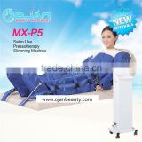 MX-P5 pressotherapy equipment lymph drainage presso therapy/machine pressotherapy for sale