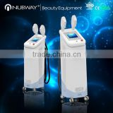 Beauty salon and laser clinic equipment IPL SHRlaser for hair removal and skin rejuvenation