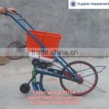 Small farm machines Human manual corn seeder with lower price