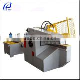 HW-63 heavy duty machine stainless steel guillotine shearing machine for scrap car recycling