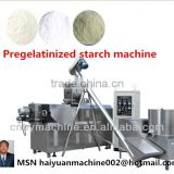 Pre-gelatinized starch equipment