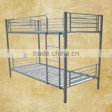 Wholesale wall bunk bed with stairs double cheap adult metal bunk beds made in China