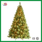 2.3m Frosted Needle Pine Christmas Tree