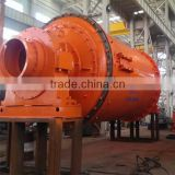 Sand ball mill with rubber liner grinding