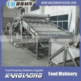 Shrimp Processing Grading Machine