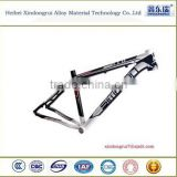 Customized coloring_aluminum bicycle frame_factory supplier