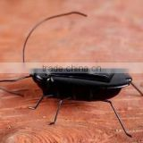 Factory Cheap Price Solar Toy Cockroach Early Educational Toy For Children Funny Solar Powered Moving Cockroach Toy